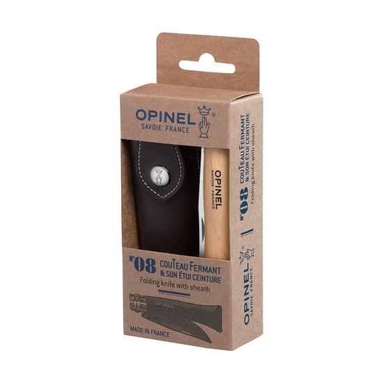 Нож с чехлом Opinel №8 Classic