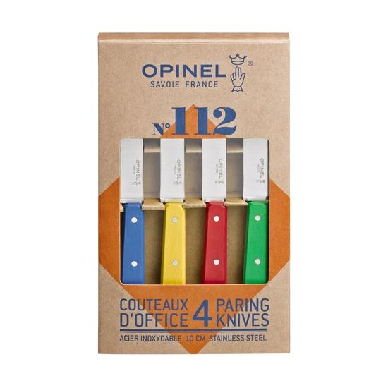 Набор ножей Opinel №112, нержавеющая сталь